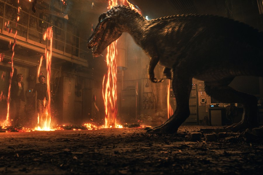 Recensie Jurassic World: Fallen Kingdom Cinemagazine