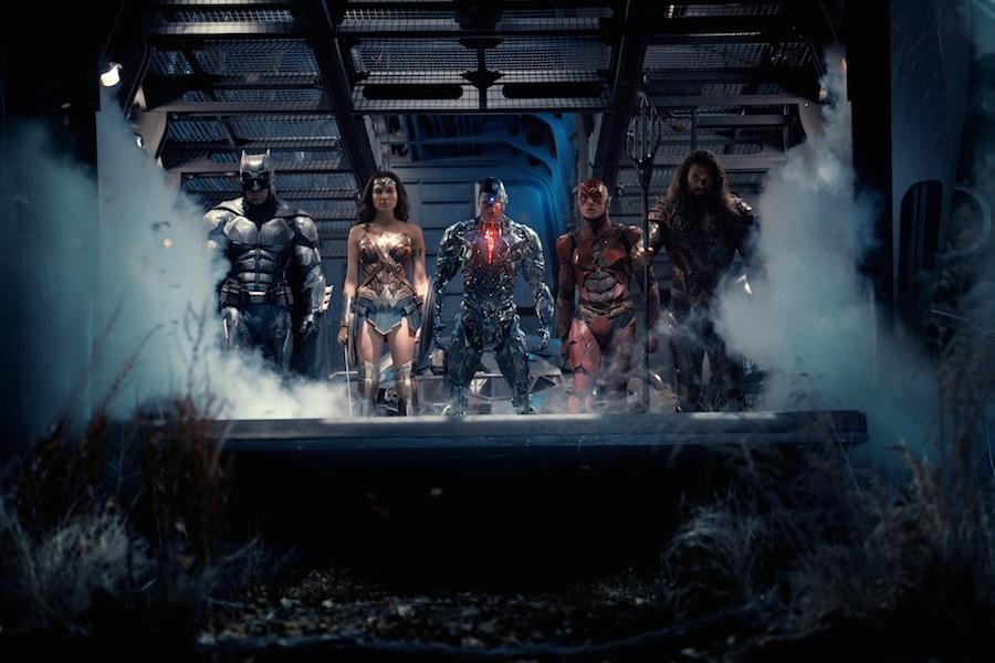 Recensie Justice League Cinemagazine