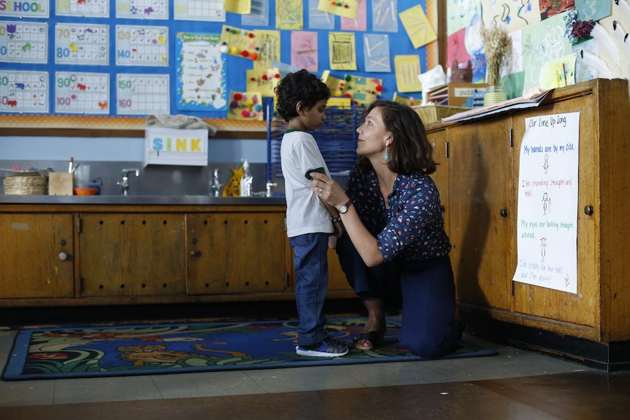 Recensie The Kindergarten Teacher CInemagazine