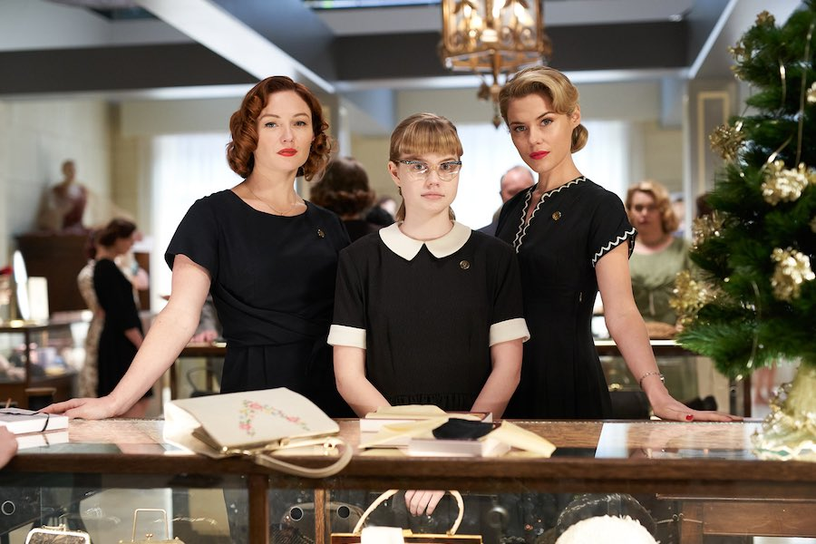 Recensie Ladies in Black Cinemagazine