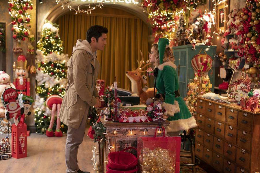 Recensie Last Christmas Cinemagazine