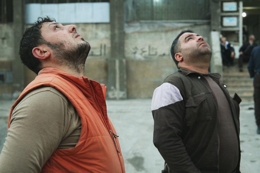 Recensie Last Men in Aleppo Cinemagazine