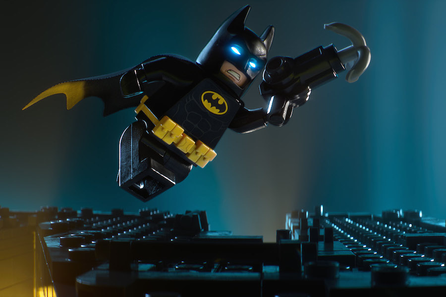 Recensie The LEGO Batman Movie (De LEGO Batman Film) Cinemagazine