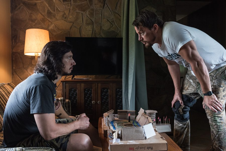 Recensie Logan Lucky CInemagazine