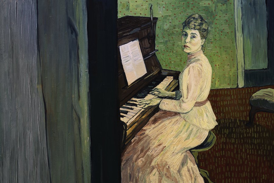 Recensie Loving Vincent Cinemagazine