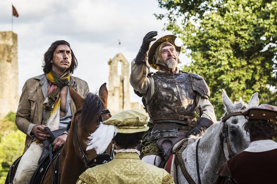 Recensie The Man Who Killed Don Quixote Cinemagazine