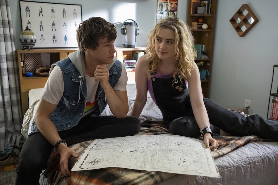 Recensie The Map of Tiny Perfect Things Cinemagazine