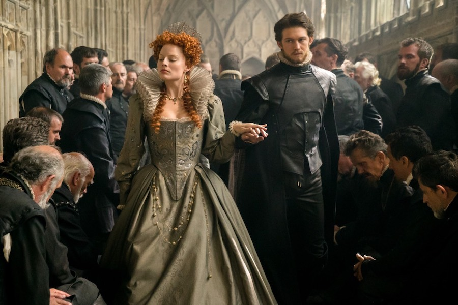 Recensie Mary Queen of Scots Cinemagazine