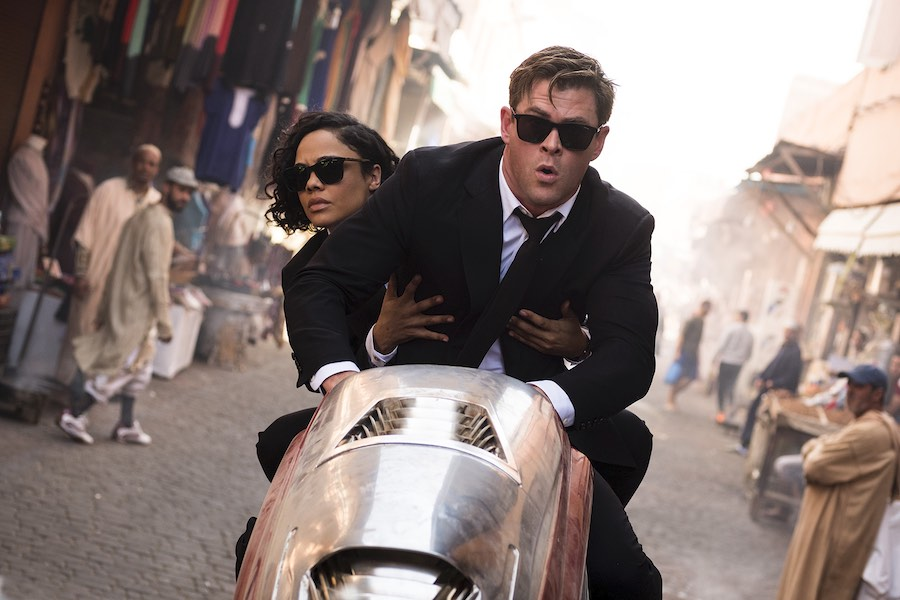 Recensie Men in Black: International Cinemagazine