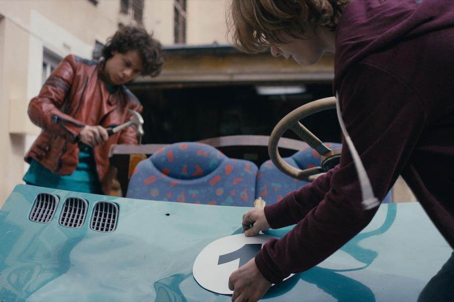 Recensie Microbe & Gasoline Cinemagazine