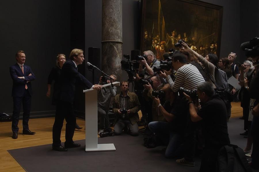 Recensie Mijn Rembrandt Cinemagazine