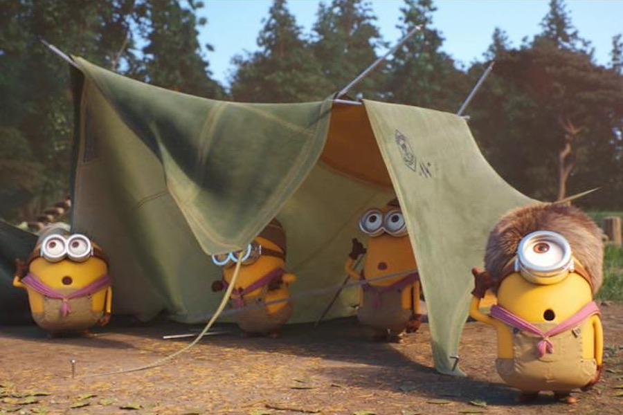 Recensie Minion Scouts Cinemagazine