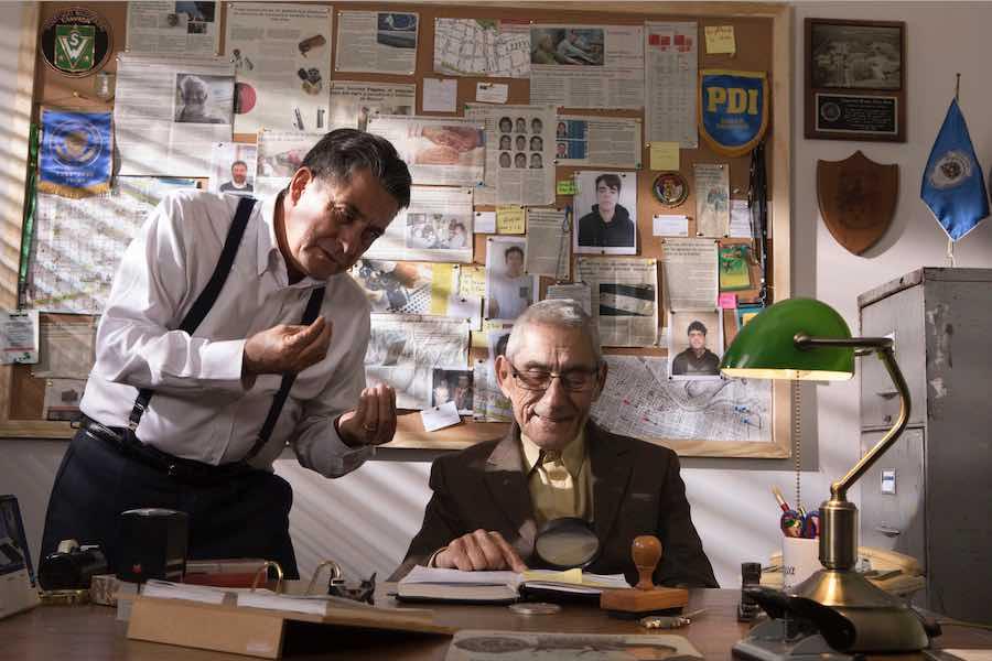 Recensie The Mole Agent Cinemagazine