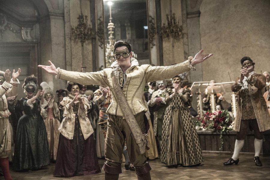 Recensie Mozart in Love Cinemagazine
