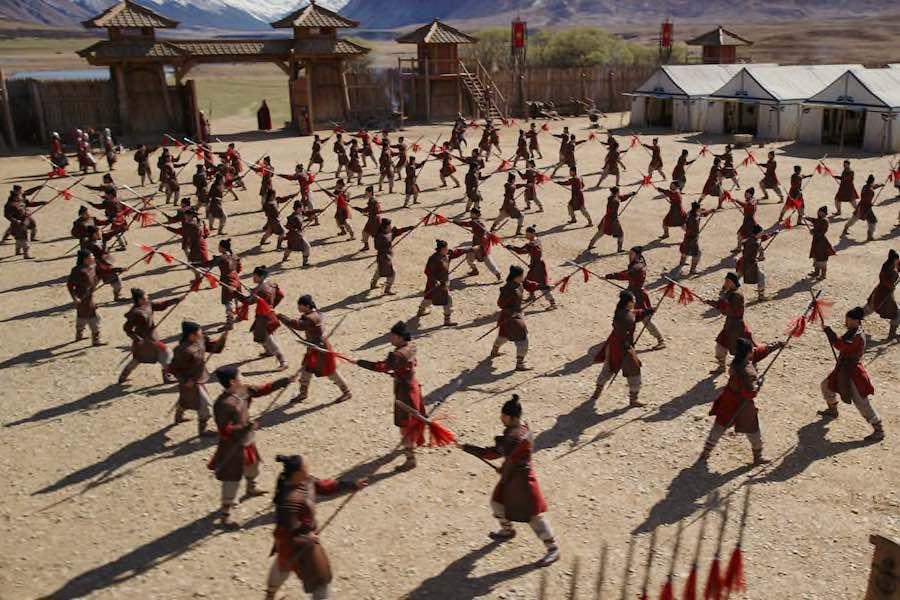 Recensie Mulan Cinemagazine