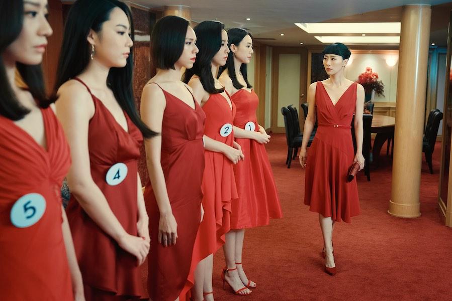 Recensie Nina Wu Cinemagazine
