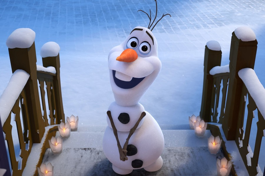 Recensie Olaf's Frozen Adventure Cinemagazine