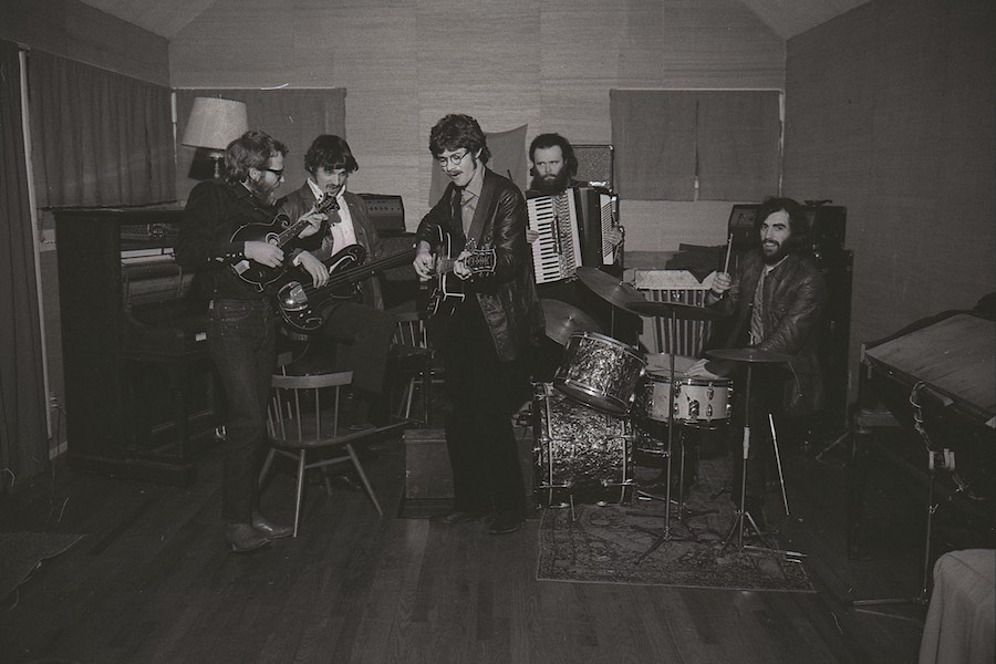 Recensie Once Were Brothers: Robbie Robertson and The Band Cinemagazine