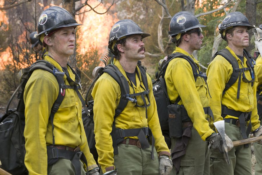 Recensie Only the Brave Cinemagazine