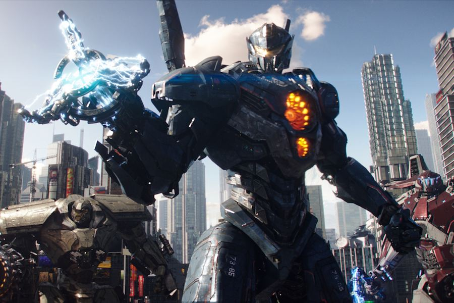 Recensie Pacific Rim: Uprising Cinemagazine