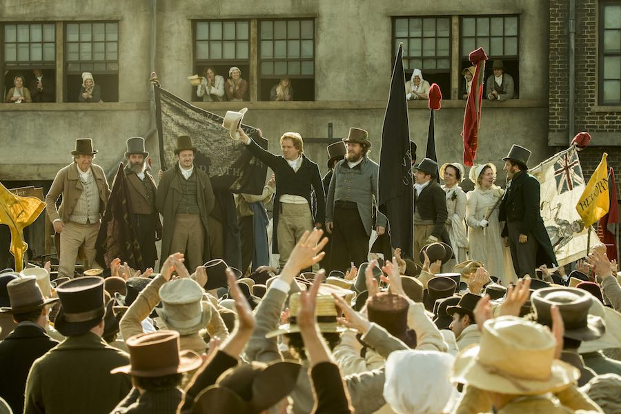 Recensie Peterloo Cinemagazine