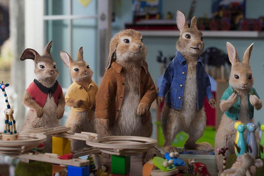 Recensie Pieter Konijn op de vlucht (Peter Rabbit 2: The Runaway) Cinemagazine