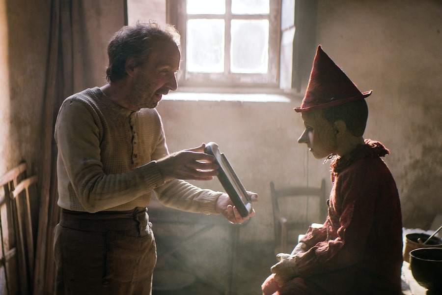 Recensie Pinocchio Cinemagazine