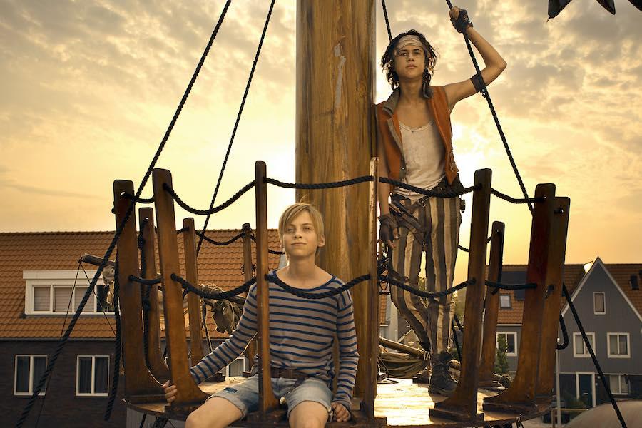 Recensie De piraten van hiernaast Cinemagazine