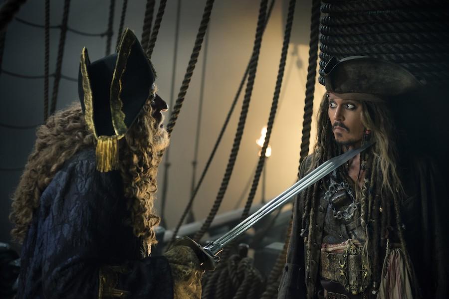 Recensie Pirates of the Caribbean: Salazar's Revenge Cinemagazine