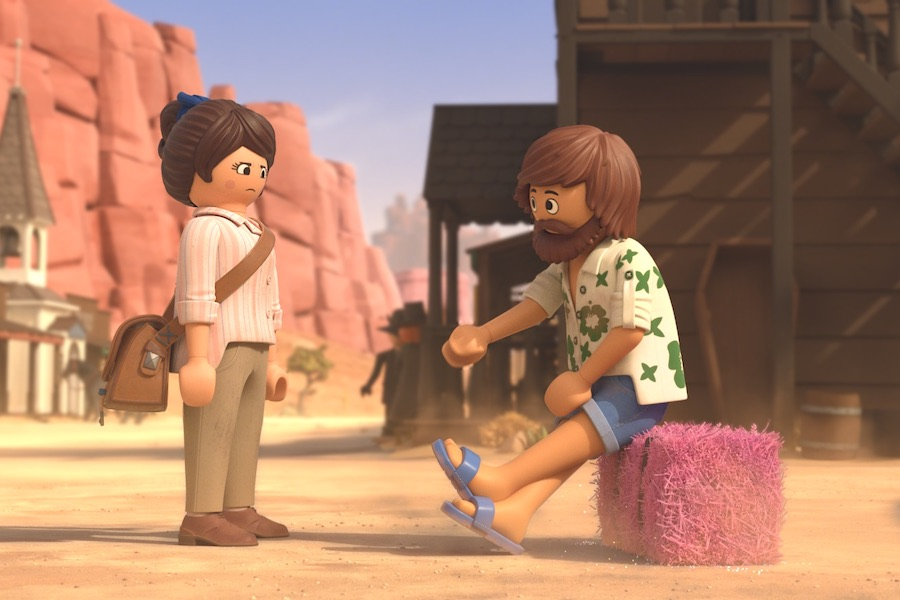 Recensie Playmobil: De film Cinemagazine