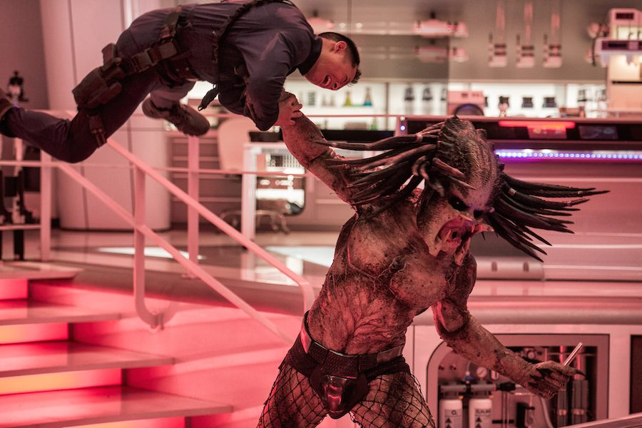 Recensie The Predator Cinemagazine