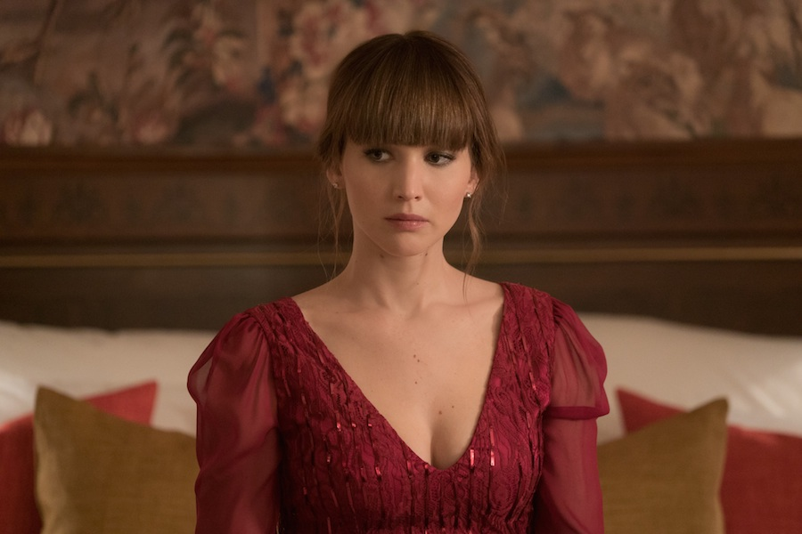 Recensie Red Sparrow Cinemagazine
