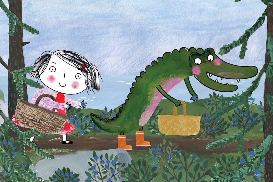 Recensie Rita & Krokodil Cinemagazine