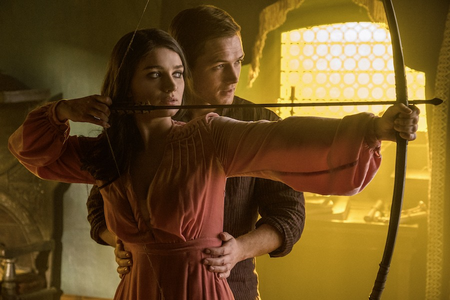 Recensie Robin Hood (2018) Cinemagazine