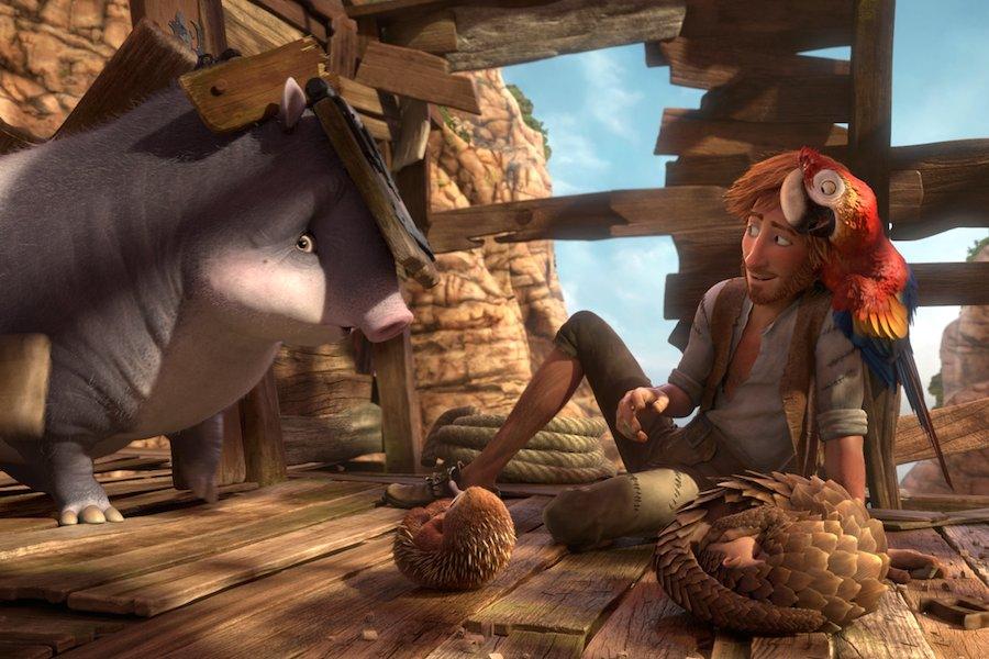 Recensie Robinson Crusoe Cinemagazine