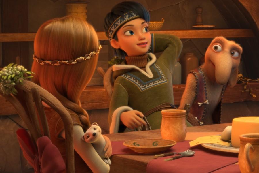 Recensie De sneeuwkoningin 3: Vuur en ijs Cinemagazine