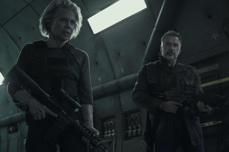 Recensie Terminator: Dark Fate Cinemagazine