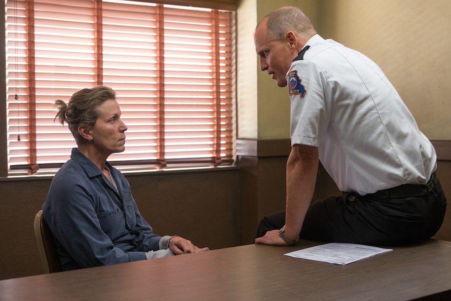 Recensie Three Billboards Outside Ebbing, Missouri Cinemagazine