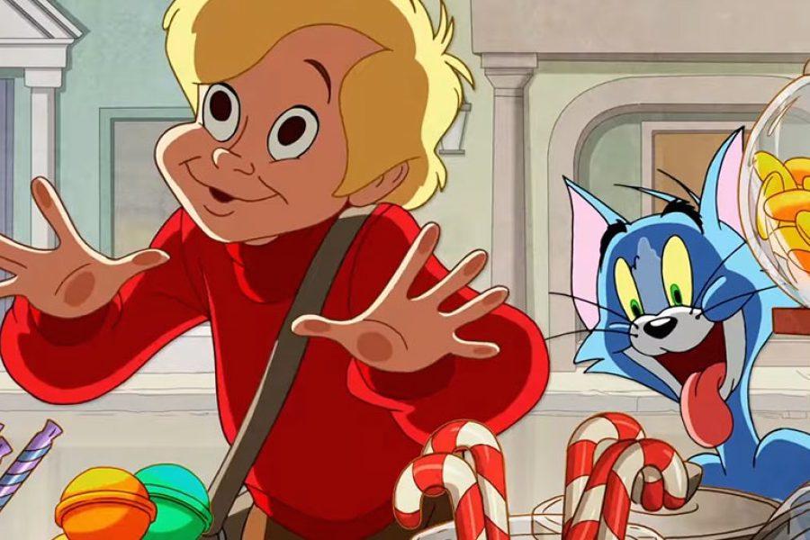 Recensie Tom & Jerry: Sjakie en de chocoladefabriek Cinemagazine