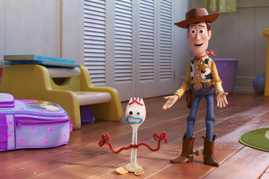 Recensie Toy Story 4 Cinemagazine