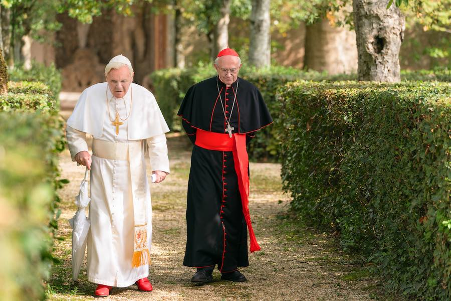 Recensie The Two Popes Cinemagazine