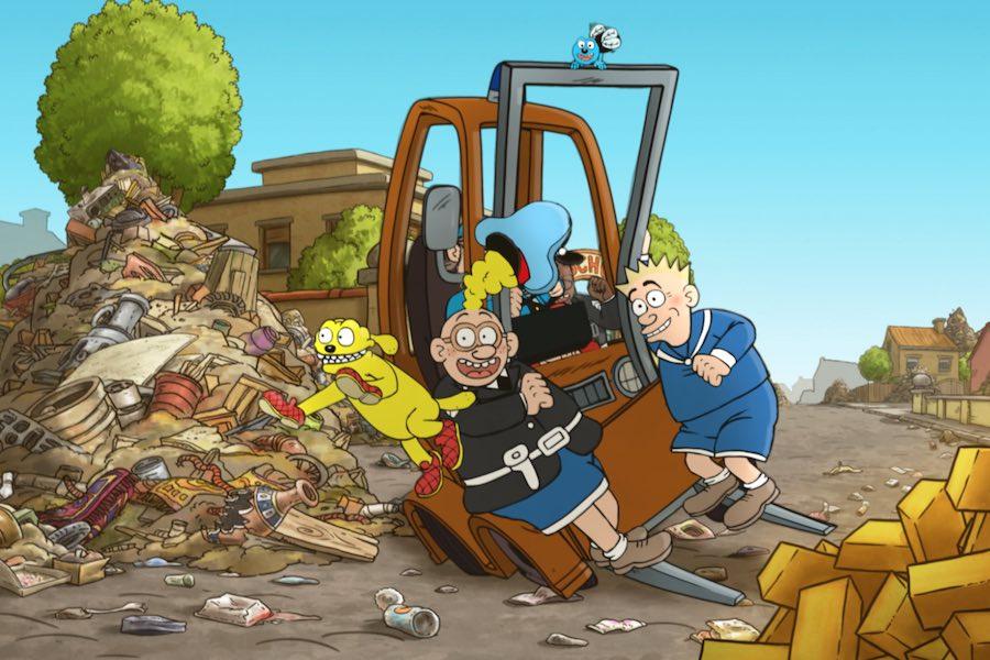 Recensie Urbanus de vuilnisheld Cinemagazine