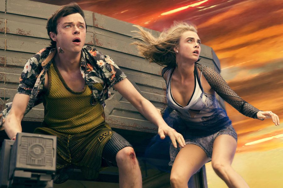 Recensie Valerian and the City of a Thousand Planets Cinemagazine