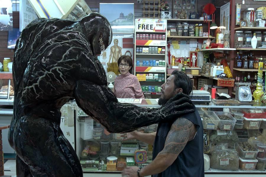 Recensie Venom Cinemagazine