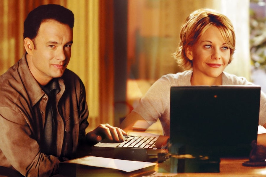 Recensie You've got mail Cinemagazine