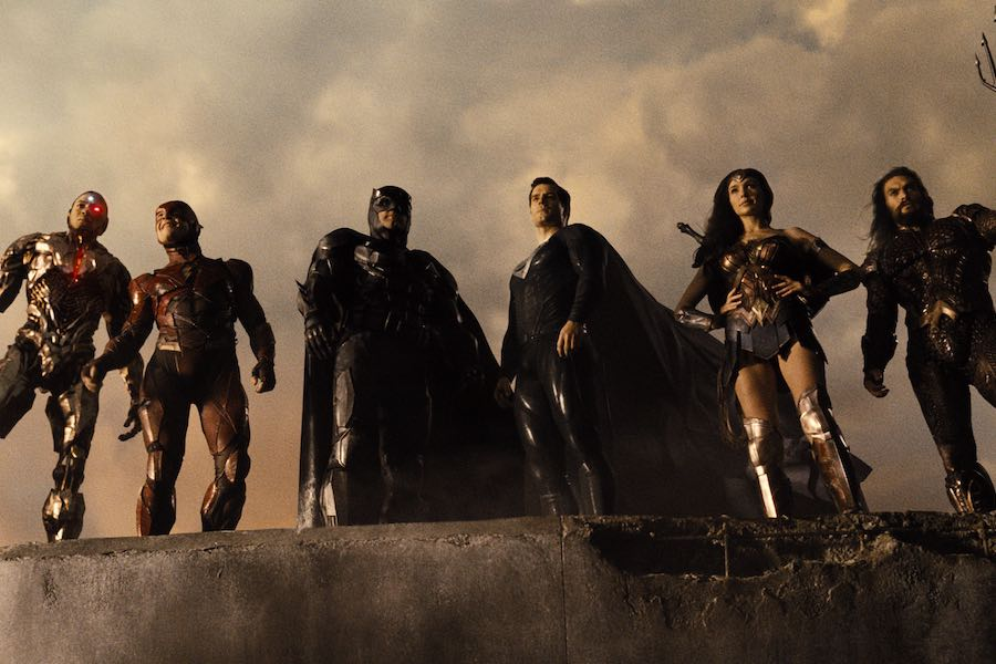 Recensie Zack Snyder's Justice League Cinemagazine