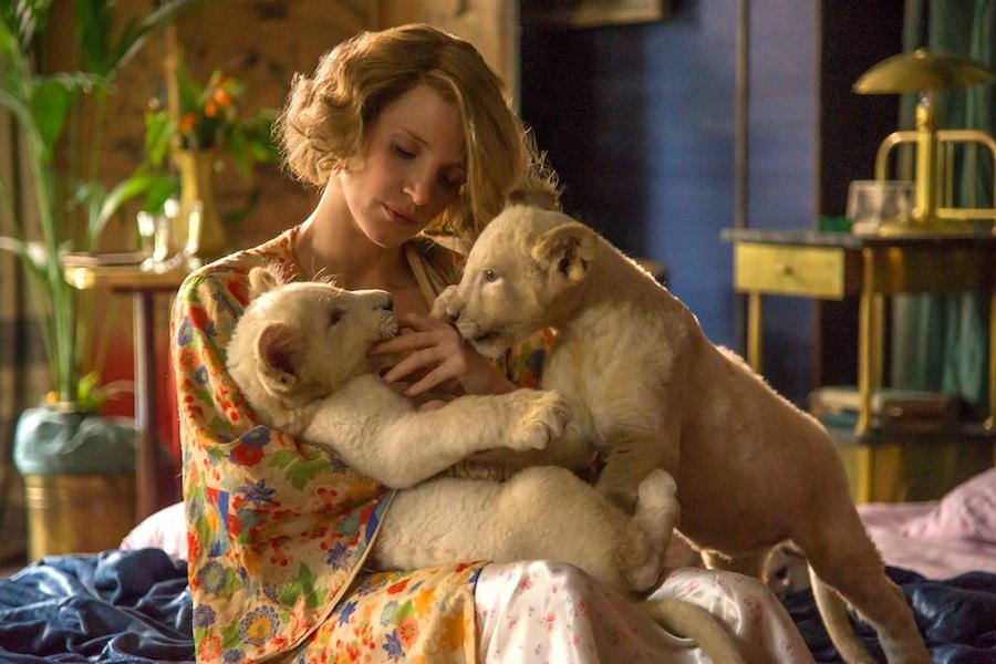 Recensie The Zookeeper's Wife Cinemagazine